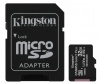 Micro Secure Digital HC/10 32Gb Kingston Canvas Select Plus