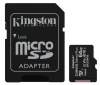 Micro Secure Digital XC/10 64Gb Kingston Canvas Select Plus