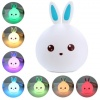 Xiaomi 7 Colors Soft Rabbit Lamp (302)