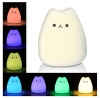 Xiaomi 7 Colors Soft Cat Lamp