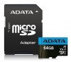 Micro Secure Digital XC/10 64Gb A-DATA Premier
