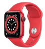 Смарт часы Apple Watch Series 6 GPS 40mm Aluminum Case with Sport Band