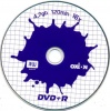 "DVD+R Art, 4.7Gb, ""Клякса"""