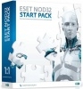 Антивирус ESET NOD32 START PACK (1 год / 1 ПК)