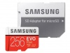 Micro Secure Digital XC/10 256Gb Samsung EVO Plus v2