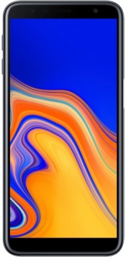 Смартфон Samsung Galaxy J6+ (2018) 32Gb Черный