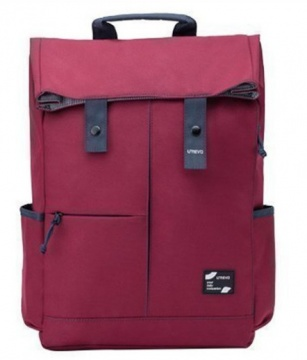Рюкзак Xiaomi Urevo Youqi Energy College Leisure Backpack Bordo