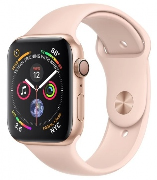Смарт часы Apple Watch Series 4 GPS 40mm Aluminum Case with Sport Band