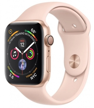Смарт часы Apple Watch Series 4 GPS 44mm Aluminum Case with Sport Band