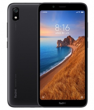 Смартфон Xiaomi Redmi 7A 2/16Gb Чёрный