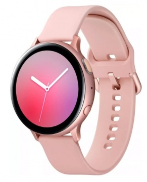 Смарт часы Samsung Galaxy Watch Active2 алюминий 44 мм