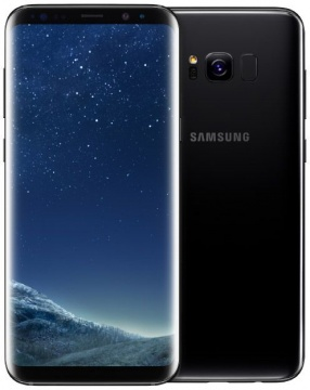 Смартфон Samsung Galaxy S8 Plus  64Gb Черный