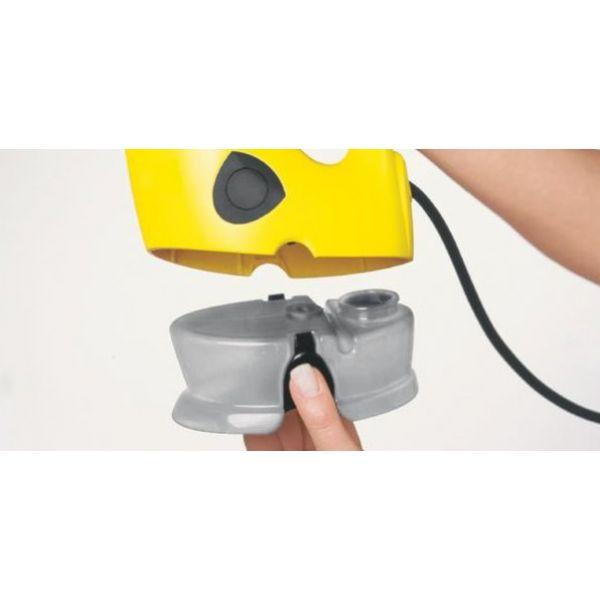 Легкий и маневренный пароочиститель karcher sc 952 предназначен для ручного использования